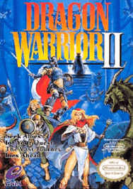 aDragon Warrior Part II USA 188x266 Dragon Warrior II NES Nintendo Review Screenshot