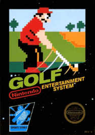 aGolf USA 188x2661 Golf NES Nintendo Review Screenshot