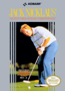 aJack Nicklaus Greatest 18 Holes of Major Championship Golf USA 208x294 Jack Nicklaus Greatest 18 Holes of Major Championship Golf NES Nintendo Review Screenshot