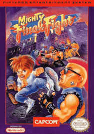 aMighty Final Fight USA 188x266 Mighty Final Fight NES Nintendo Review Screenshot