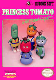 aPrincess Tomato in Salad Kingdom USA 188x266 Princess Tomato in the Salad Kingdom NES Nintendo Review Screenshot