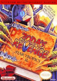 aStartropics 2 Zodas Revenge USA 188x266 Zodas Revenge: Star Tropics II NES Nintendo Review Screenshot
