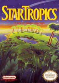 aStartropics USA 188x266 StarTropics NES Nintendo Review Screenshot