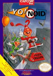 aYo Noid USA 188x266 Yo! Noid NES Nintendo Review Screenshot