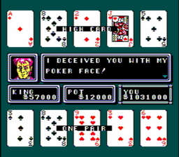 Casino Kid 2 USA 081 256x224 Casino Kid II NES Nintendo Review Screenshot