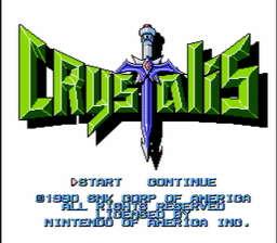 Crystalis USA 009 256x224 Crystalis NES Nintendo Review Screenshot