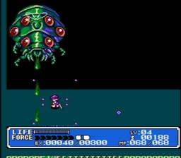 Crystalis USA 132 256x224 Crystalis NES Nintendo Review Screenshot