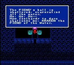 Final Fantasy USA 547 256x224 Final Fantasy NES Nintendo Review Screenshot