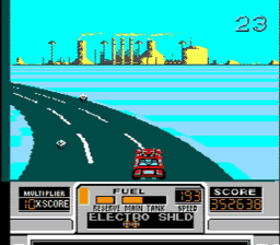 RoadBlasters USA 093 256x224 RoadBlasters NES Nintendo Review Screenshot