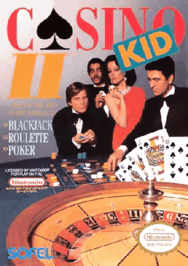 aCasino Kid 2 USA 188x266 Casino Kid II NES Nintendo Review Screenshot