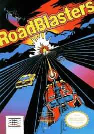 aRoadBlasters USA 188x266 RoadBlasters NES Nintendo Review Screenshot