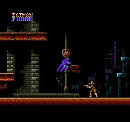 Batman The Video Game USA 017 Batman: The Video Game NES Nintendo Review Screenshot