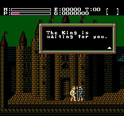 Faxanadu USA 025 Faxanadu NES Nintendo Review Screenshot