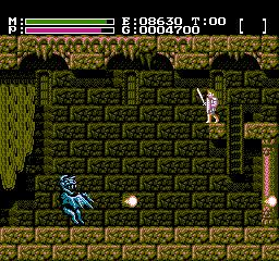 Faxanadu USA 202 Faxanadu NES Nintendo Review Screenshot