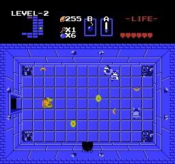 Legend of Zelda The USA 216 The Legend of Zelda NES Nintendo Review Screenshot