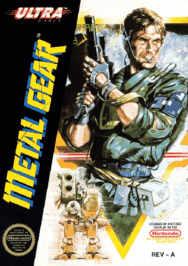 Metal Gear USA 188x266 Metal Gear NES Nintendo Review Screenshot