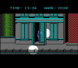 Rescue The Embassy Mission USA 011 256x224 Rescue: The Embassy Mission NES Nintendo Review Screenshot