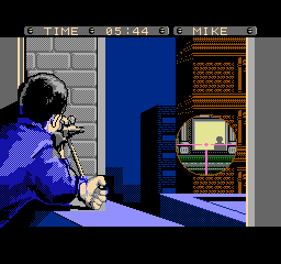 Rescue The Embassy Mission USA 040 Rescue: The Embassy Mission NES Nintendo Review Screenshot