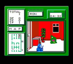 Rescue The Embassy Mission USA 041 256x224 Rescue: The Embassy Mission NES Nintendo Review Screenshot