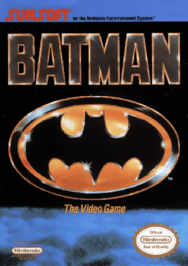 aBatman The Video Game USA 188x2661 Batman: The Video Game NES Nintendo Review Screenshot