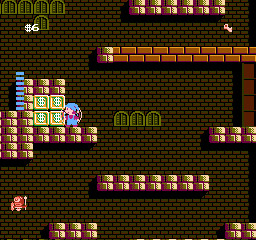 Milons Secret Castle USA 014 Milons Secret Castle NES Nintendo Review Screenshot