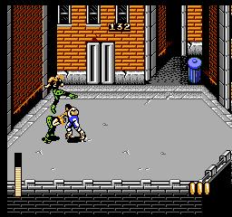 Rollergames USA 024 Rollergames NES Nintendo Review Screenshot