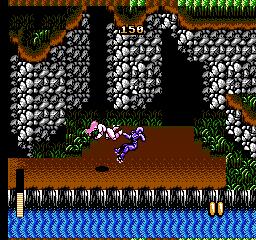 Rollergames USA 141 Rollergames NES Nintendo Review Screenshot