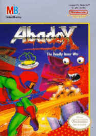 aAbadox USA 188x266 Abadox   The Deadly Inner War NES Nintendo Review Screenshot