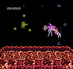 Abadox USA 014 Abadox   The Deadly Inner War NES Nintendo Review Screenshot