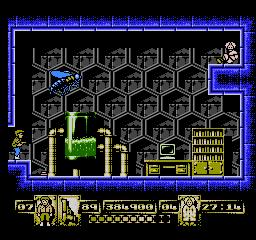 James Bond Jr USA 478 James Bond Jr. NES Nintendo Review Screenshot