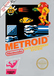 aMetroid USA 188x266 Metroid NES Nintendo Review Screenshot