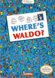 aWheres Waldo USA 188x266 Wheres Waldo? NES Nintendo Review Screenshot