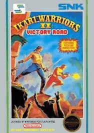 aIkari Warriors II Victory Road USA 188x266 Ikari Warriors II: Victory Road NES Nintendo Review Screenshot