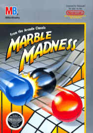 aMarble Madness USA 188x267 Marble Madness NES Nintendo Review Screenshot