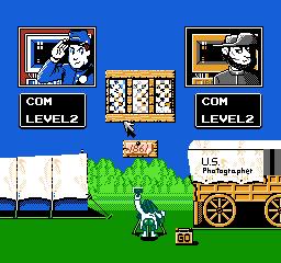 North South USA 174 North & South NES Nintendo Review Screenshot