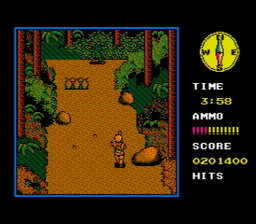 Platoon USA Rev A 083 256x224 Platoon NES Nintendo Review Screenshot