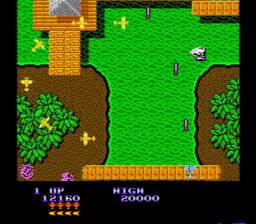 Sky Shark USA Rev 0A 006 256x224 Sky Shark NES Nintendo Review Screenshot