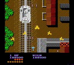 Sky Shark USA Rev 0A 046 256x224 Sky Shark NES Nintendo Review Screenshot