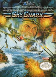 a1 skyshark Sky Shark NES Nintendo Review Screenshot