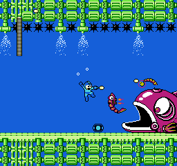 Mega Man 2 USA 057 Mega Man 2 NES Nintendo Review Screenshot