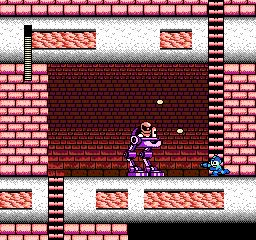 Mega Man 2 USA 297 Mega Man 2 NES Nintendo Review Screenshot