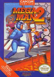 aMega Man 2 USA 188x266 Mega Man 2 NES Nintendo Review Screenshot