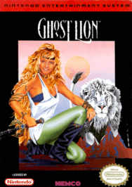 Legend of the Ghost Lion USA 188x266 Legend of the Ghost Lion NES Nintendo Review Screenshot