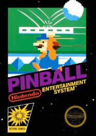 aPinball Japan USA 188x266 Pinball NES Nintendo Review Screenshot