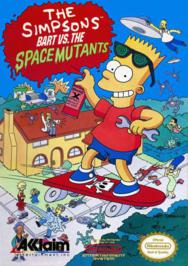 asimpsonsbart 188x266 The Simpsons: Bart vs. the Space Mutants NES Nintendo Review Screenshot