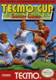 Tecmo Cup Soccer Game USA 188x266 Tecmo Cup Soccer Game NES Nintendo Review Screenshot