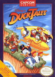 aaducktalesbox DuckTales NES Nintendo Review Screenshot