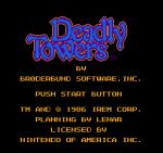 Deadly Tow...